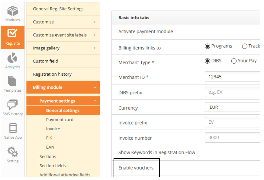 Create vouchers – New feature – easy import now available! – Support ...
